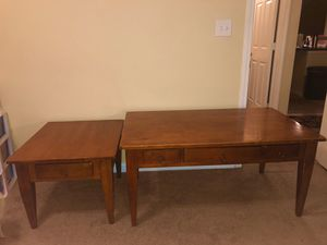 Coffee table and side table for Sale in Lynchburg, VA