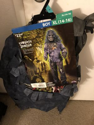 Boys Zombie Costume for Sale in Milpitas, CA