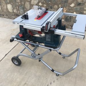Bosch Table Saw 4100 for Sale in Riverside, CA