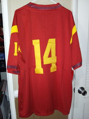 New!!! Mens 2XL or 3XL USC Football Jersey New Stitched $50. Ships +$3. Pick up in West Covina for Sale in West Covina, CA