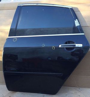 2006 - 2007 Infiniti M35 M45 Rear Left Side Door Black for Sale in Fort Lauderdale, FL