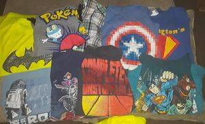 Assorted boys shirts 10-12 11 items for Sale in Fort Walton Beach, FL