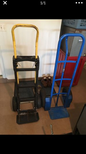 Lot of 2 Heavy Duty Dolly's Package Deal for Sale in Spring Hill, FL