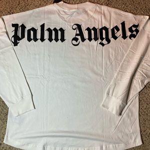 Palm Angels Logo L/S Tshirt Sz XL for Sale in Oviedo, FL