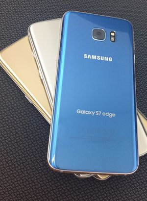 Samsung Galaxy S7 Edge | Unlocked | Like New Condition | Comes With 30 Days Warranty for Sale in Tampa, FL