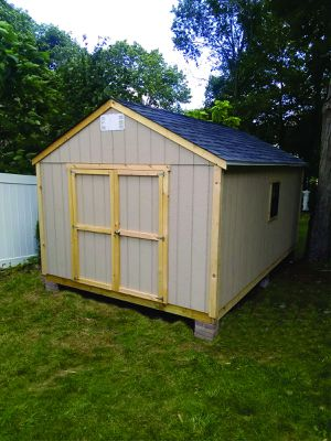 Shed - Smart Siding for Sale in Milford, MA