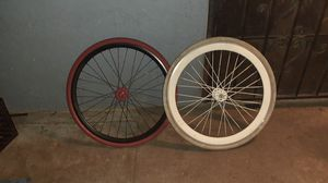 Front rims for Sale in Los Angeles, CA