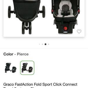 Car seat Stroller Set for Sale in Stockbridge, GA