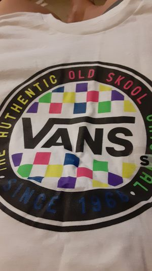 Vans t-shirt for Sale in Chicago, IL