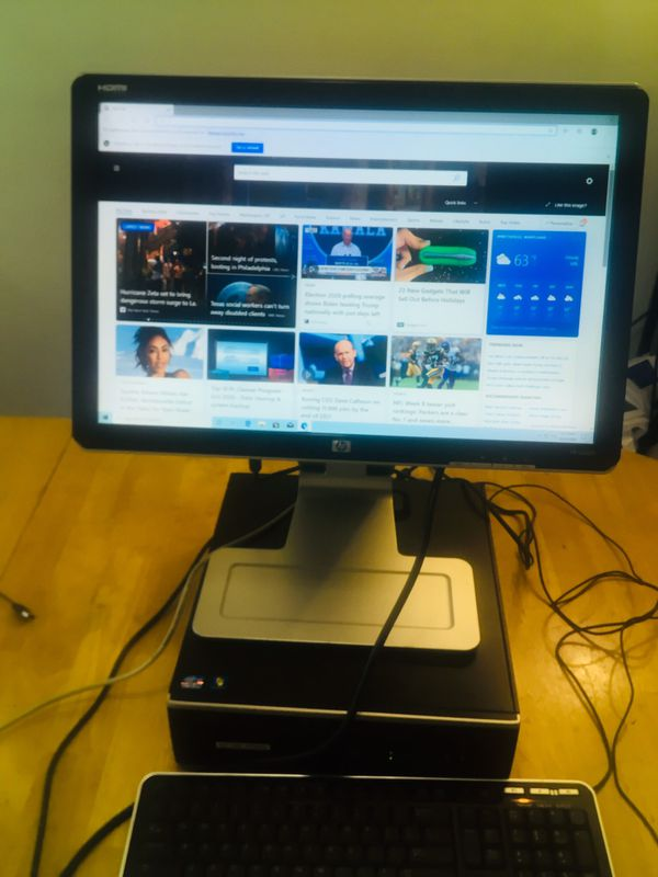 HP Compaq Elite 8200 Small Form Factor i5