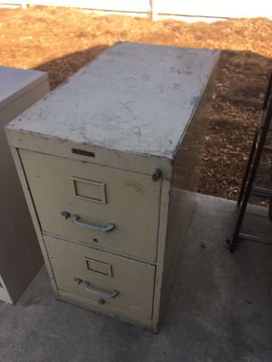 Strong enclosed file cabinet for Sale in Ontario, CA