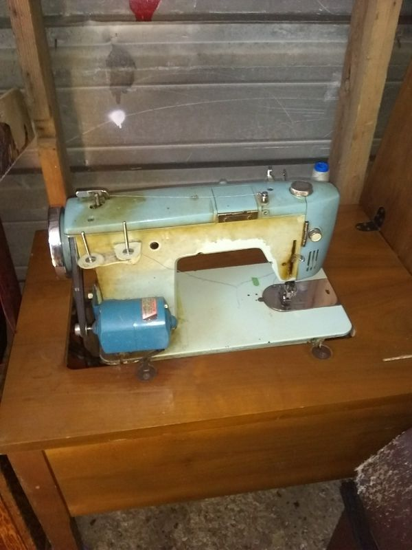 Wizard antique sewing machine $50 obo