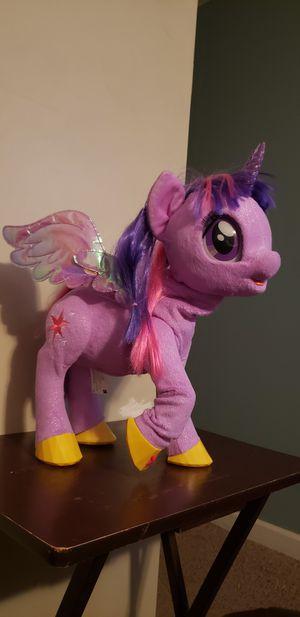 My Little Pony Talking Twilight Sparkle for Sale in Weston, FL