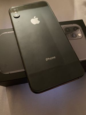 iPhone XS Max for Sale in San Antonio, TX