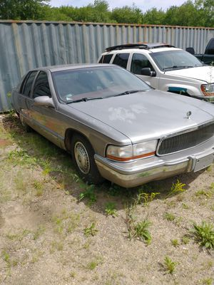 1996 Buick Roadmaster for parts Rusty frame for Sale in Lyman, ME