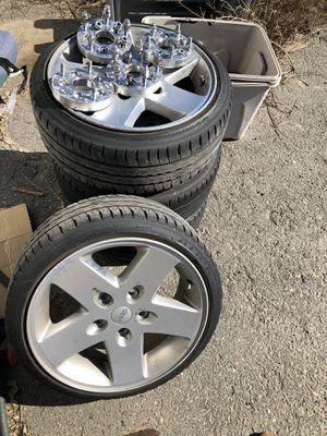 Jeep wheels for Sale in Oceanside, CA