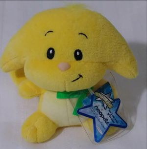 NEW Neopets Series 1 YELLOW KACHEEK Virtual Code Plush doll Jakks Pacific for Sale in Homestead, FL
