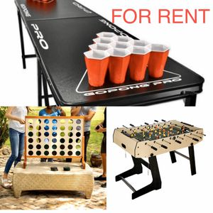 JUMBO GAMES / PARTY GAMES / PARTY TABLES for Sale in Anaheim, CA