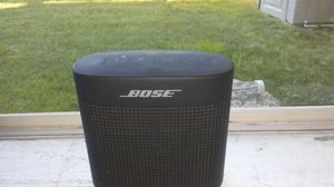 Bose SoundLink Color Bluetooth Speaker II for Sale in Sacramento, CA
