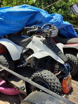 Suzuki 250 cc quad for Sale in San Diego, CA