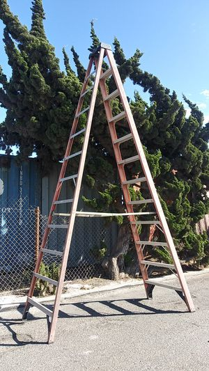 "12"" Werner Ladder for Sale in Santa Maria, CA"
