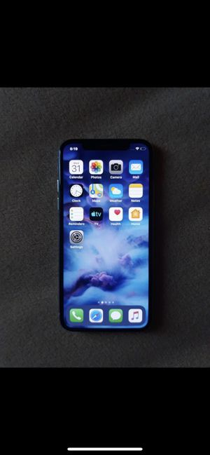 iPhone X Space Grey 256Gb Unlocked for Sale in Port St. Lucie, FL