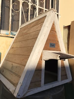Cute homemade dog house for small pet for Sale in Lawndale, CA