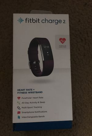 Fitbit charge 2 for Sale in Odenton, MD