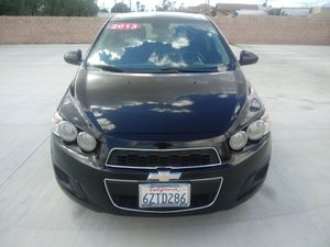 2013 Chevy Sonic for Sale in Fontana, CA