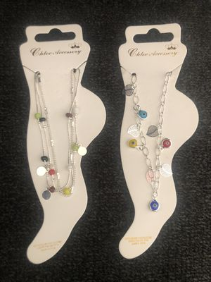 Beautiful Ankle Bracelets for Sale in Perris, CA