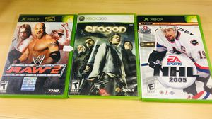 Xbox 360 games for Sale in Newark, NJ