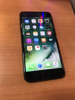 HI - IPHONE 7 PLUS 128GB UNLOCKED METROPCS T-MOBILE SIMPLE MOBILE AT&T CRICKET NET10 H2O MOVISTAR CLARO DIGICEL LIME for Sale in IND CRK VLG, FL