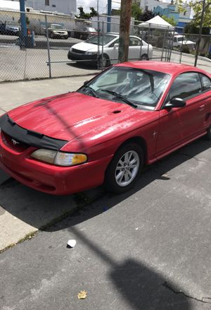 1997 Ford Mustang V6 for Sale in Oakland, CA