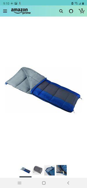 wenzel sunward sleeping bag for Sale in DEVORE HGHTS, CA