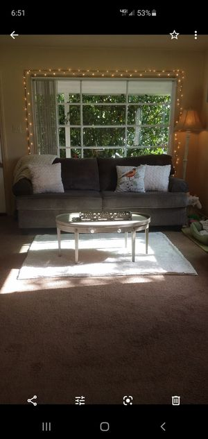 Couch and Chair for Sale in Oroville, CA