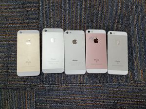 Iphone 5s se for parts for Sale in San Lorenzo, CA
