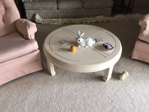 Furniture, Champagne glasses, Collectables, loveseat for Sale in Willowbrook, IL