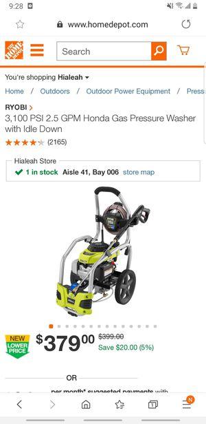 3100psi brand new for Sale in Miami, FL