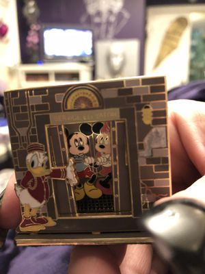 Disney tower of terror limited edition pin for Sale in Hinsdale, IL