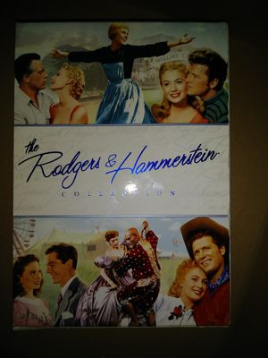 The Rodgers & Hammerstein Collection 6 DVD set for Sale in Round Rock, TX