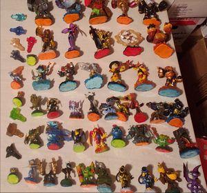 Skylanders XBOX PS3 PS4 Figures Crystals Swap Force Portals Lot for Sale in Los Angeles, CA