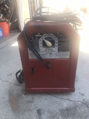Lincoln welder for Sale in San Bernardino, CA