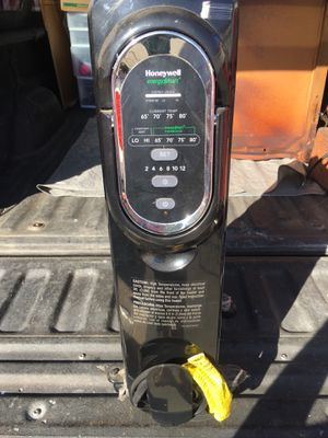 Honeywell Energy Saver Smart Heater for Sale in Chico, CA