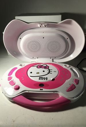 Hello kitty CD player with built in speakers works great for Sale in Polk City, FL