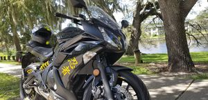 2013 Kawasaki Ninja 650 for Sale in Tampa, FL