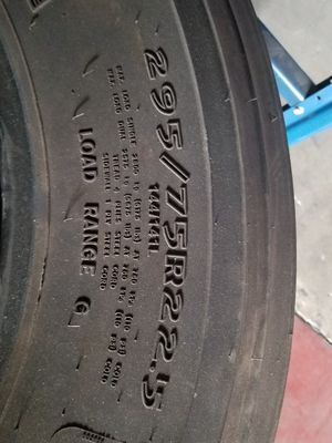 Used Spare Goodyear Tires from Trailer for Sale in Oakland Park, FL