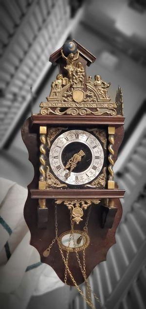 Antique Zaanse Wall Clock for Sale in Seattle, WA