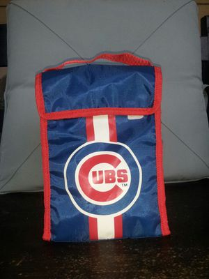 Cubs cooler bag for Sale in Joliet, IL