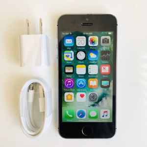 iPhone 5s 16gb Factory Unlocked (Any Carrier) Works perfect for Sale in Inglewood, CA