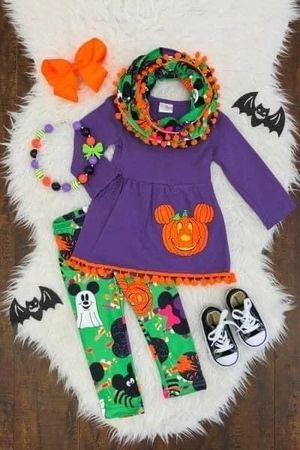 Girls Disney Halloween Outfit for Sale in Winston-Salem, NC